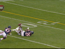 Video - Chicago Bears safety Chris Conte interception