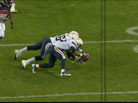 Video - San Diego Chargers recover muffed punt