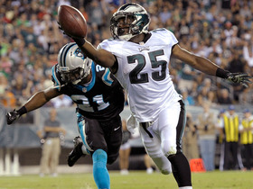Video - Pre Week 2: Carolina Panthers vs. Philadelphia Eagles highlights