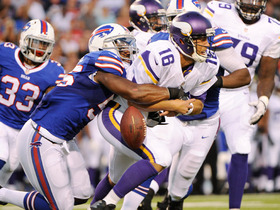 Video - Pre Week 2: Minnesota Vikings vs. Buffalo Bills highlights