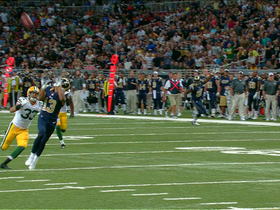 Video - St. Louis Rams wide receiver Givens 57-yard reception