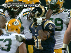 Video - St. Louis Rams wide receiver Tavon Austin's first preseason catch