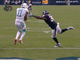 Watch: Mike Wallace 9-yard TD reception