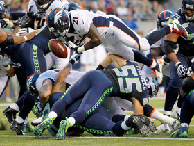 Video - Pre Week 2: Denver Broncos vs. Seattle Seahawks highlights