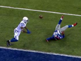 Video - Pre WK 2 Can't-Miss Play: Indianapolis Colts wide receiver Reggie Wayne's circus grab
