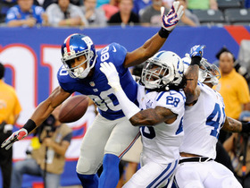 Video - Pre Week 2: Indianapolis Colts vs. New York Giants highlights