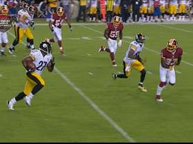 Video - Pittsburgh Steelers running back Jonathan Dwyer with a 12-yard run