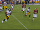 Watch: Dwyer 12-yard run