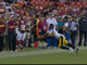 Watch: Smith makes a diving interception