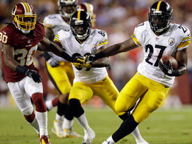 Video - Pre Week 2: Pittsburgh Steelers vs. Washington Redskins highlights