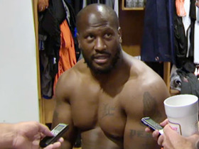 Video - 'Hard Knocks': James Harrison too strong for acupuncture