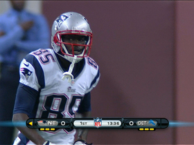 Video - New England Patriots wide receiver Kenbrell Thompkins Thompkins hauls in a 37-yard pass