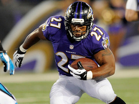Video - Baltimore Ravens running back Ray Rice 1-yard touchdown