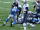 Watch: Ansah comes up with the ball