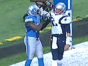 Video - New England Patriots QB Tom Brady gets taunted by Lions defensive end Willie Young
