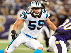Video - Pre Week 3: Carolina Panthers vs. Baltimore Ravens highlights
