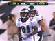 Watch: Foles to Avant for 10 yards
