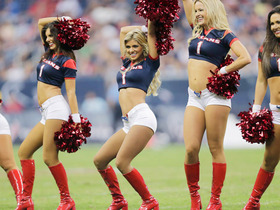 Video - Behind the Pom Poms: Texans cheerleader Kelli