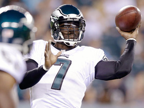 Video - Expectations for Philadelphia Eagles QB Michael Vick