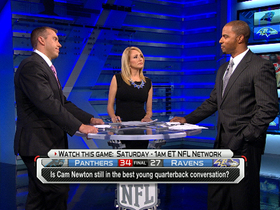 Video - Is Carolina Panthers quarterback Cam Newton still one of the best young quarterbacks?