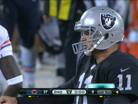 Video - Oakland Raiders kicker Sebastian Janikowski 58-yard field goal