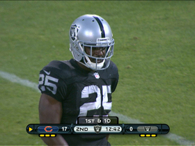 Video - Pre Week 3: Oakland Raiders cornerback DJ Hayden's highlights