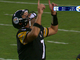 Watch: Roethlisberger avoids sack, throws touchdown