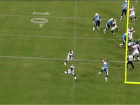 Video - Tennessee Titans wide receiver Justin Hunter's first TD as a Tennessee Titan
