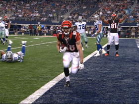 Video - Cincinnati Bengals receiver Ryan Whalen coverts two-point conversion