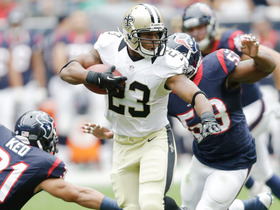 Video - New Orleans Saints running back Pierre Thomas 51-yard touchdown