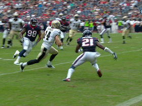 Video - New Orleans Saints QB Luke McCown finds wide receiver Andy Tanner for 8-yard touchdown