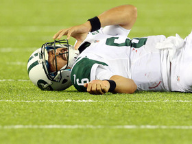 Video - New York Jets QB Mark Sanchez will not play in Week 4 preseason game