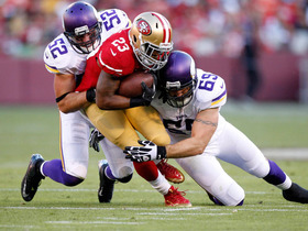 Video - Pre Week 3: Minnesota Vikings vs. San Francisco 49ers highlights