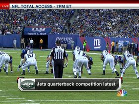 Video - Latest on New York Jets QB competition