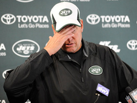 Video - Has New York Jets head coach Rex Ryan lost control?