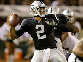 Video - Oakland Raiders QB Terrelle Pryor ready to start?