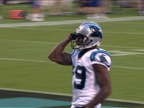 Video - Ted Ginn  35-yard TD reception
