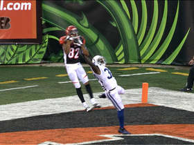 Video - Cincinnati Bengals wide receiver Marvin Jones 3-yard TD catch