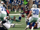 Watch: Foot fumble: Cowboys recover booted ball