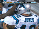 Watch: Jones grabs an INT from Landry Jones