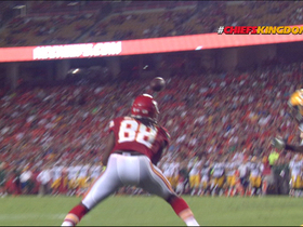 Video - Kansas City Chiefs WR Junior Hemingway catches TD pass from rookie Bray