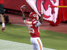 Video - Kansas City Chiefs QB Tyler Bray throws third TD of game