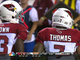 Watch: Thomas 13-yard TD reception