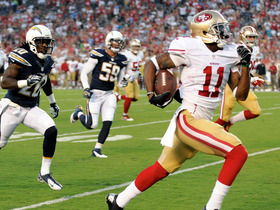 Video - Pre Week 4: San Francisco 49ers  vs. San Diego Chargers highlights