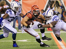 Video - Pre Week 4: Indianapolis Colts vs. Cincinnati Bengals highlights