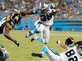 Video - Pre Week 4: Pittsburgh Steelers vs. Carolina Panthers highlights