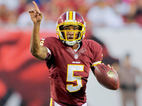Video - Washington Redskins keep quarterback Pat White
