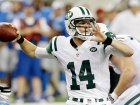 Video - New York Jets release backup quarterback Greg McElroy
