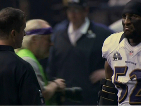 Video - Ray Lewis: It wasn't an accident the lights went out