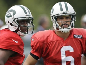 Video - New York Jets QB Mark Sanchez will continue to compete for starting job